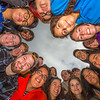 """UAF Orientation Leaders engage in team building exercises before students arrive on campus before the start of the fall 2015 semester.  <div class=""""ss-paypal-button"""">Filename: LIF-15-4635-044.jpg</div><div class=""""ss-paypal-button-end""""></div>"""