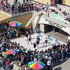 "Students watch performers during a dance-off at the 2012 Spring Fest kick-off barbeque activities.  <div class=""ss-paypal-button"">Filename: LIF-12-3374-146.jpg</div><div class=""ss-paypal-button-end"" style=""""></div>"