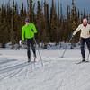 "UAF students Ian Wilkinson and Raphaela Sieber enjoy a morning loop around the campus ski trails.  <div class=""ss-paypal-button"">Filename: LIF-12-3348-47.jpg</div><div class=""ss-paypal-button-end"" style=""""></div>"