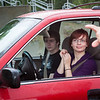 "Carolyn Deskins receives vehicle instructions when entering the front parking lot of the Moore, Bartlett, and Skarland dormitory complex Sunday, August 26, 2012 during Move-In Day.  <div class=""ss-paypal-button"">Filename: LIF-12-3511-192.jpg</div><div class=""ss-paypal-button-end"" style=""""></div>"