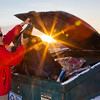 "Community members utilize the recycle bins in the Nenana parking lot of the Fairbanks campus.  <div class=""ss-paypal-button"">Filename: LIF-11-3210-14.jpg</div><div class=""ss-paypal-button-end"" style=""""></div>"
