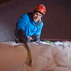 """Students try out the conditions during an open house on UAF's new outdoor ice climbing wall.  <div class=""""ss-paypal-button"""">Filename: LIF-12-3301-026.jpg</div><div class=""""ss-paypal-button-end"""" style=""""""""></div>"""