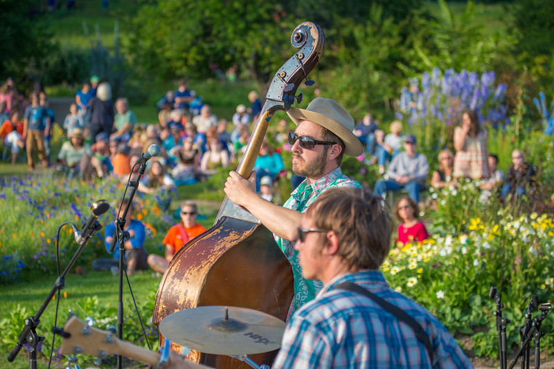 "The local Fairbanks band Zingaro Roots performed before an appreciative audience during one of the Concert in the Garden events sponsored by UAF Summer Sessions.  <div class=""ss-paypal-button"">Filename: LIF-12-3489-104.jpg</div><div class=""ss-paypal-button-end"" style=""""></div>"