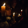"""Students commemorate the 1957 Tradition Stone candlelight vigil on Constitution Park in March of 2013.  <div class=""""ss-paypal-button"""">Filename: LIF-13-3763-40.jpg</div><div class=""""ss-paypal-button-end"""" style=""""""""></div>"""