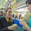 "Emily Russell and Erik Williams try some HOT chili during the annual Wood Center Chili Cookoff, a fundraiser for the United Way.  <div class=""ss-paypal-button"">Filename: LIF-12-3649-33.jpg</div><div class=""ss-paypal-button-end"" style=""""></div>"