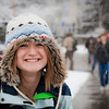 """Accounting student Shelby Carlson made her way accross Cornerstone Plaza on the first snowy day of the Fall semester.  <div class=""""ss-paypal-button"""">Filename: LIF-11-3199-45.jpg</div><div class=""""ss-paypal-button-end"""" style=""""""""></div>"""