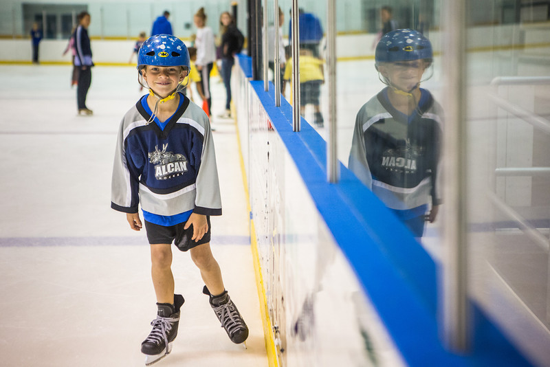 "Children at the SRC Summer Recreation Camp skate away on the ice at the Patty Center Ice Arena.  <div class=""ss-paypal-button"">Filename: LIF-13-3873-84.jpg</div><div class=""ss-paypal-button-end"" style=""""></div>"