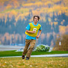 "Mechanical engineering major Adam McCombs warms up for a bout of utlimate frisbee in the field near the University of Alaska's Museum of the North on a fall afternoon.  <div class=""ss-paypal-button"">Filename: LIF-12-3557-107.jpg</div><div class=""ss-paypal-button-end"" style=""""></div>"