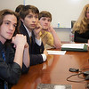 "Students Who Enjoy Economic Thinking is a student club organized through the UAF School of Management.  Here SWEET holds one of their meetings where they discuss current topics in economics.  <div class=""ss-paypal-button"">Filename: LIF-11-3196-02.jpg</div><div class=""ss-paypal-button-end"" style=""""></div>"