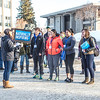 "Admissions student employee Kelly Logue leads a group of prospective high school juniors and seniors on a campus tour during Inside Out event in March.  <div class=""ss-paypal-button"">Filename: LIF-14-4116-50.jpg</div><div class=""ss-paypal-button-end"" style=""""></div>"