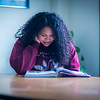 "Kisha Lee, majoring in rural human services at UAF's Kuskoskim Campus in Bethel, studies in the student lounge on campus.  <div class=""ss-paypal-button"">Filename: LIF-16-4859-121.jpg</div><div class=""ss-paypal-button-end""></div>"