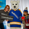 "Prospective students pose with admissions staff and the UAF mascot during the Fall 2015 Inside Out event hosted by UAF's office of admissions and the registrar.  <div class=""ss-paypal-button"">Filename: LIF-14-4353-80.jpg</div><div class=""ss-paypal-button-end""></div>"