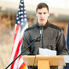 "Phil Hokenson reads proclamations from Alaska Governor Sean Parnell and U.S. President Barack Obama during the 2012 Veterans Day Memorial Roll Call after volunteers read 6,635 names of service members killed in action while serving in Iraq and Afghanistan, Monday, Nov. 12, 2012, at Constitution Park.  <div class=""ss-paypal-button"">Filename: LIF-12-3644-31.jpg</div><div class=""ss-paypal-button-end"" style=""""></div>"