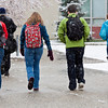"Students walking to Bunnell on Monday afternoon encountered the first snowfall of the semester.  <div class=""ss-paypal-button"">Filename: LIF-11-3199-36.jpg</div><div class=""ss-paypal-button-end"" style=""""></div>"