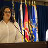 "Student veterans president Macherie Dunbar speaks at the Honoring Vietnam Veterans Ceremony.  <div class=""ss-paypal-button"">Filename: LIF-14-4124-73.jpg</div><div class=""ss-paypal-button-end""></div>"