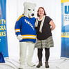 "Future UAF students and family members pose with the Nanook mascot during Inside Out.  <div class=""ss-paypal-button"">Filename: LIF-16-4839-65.jpg</div><div class=""ss-paypal-button-end""></div>"