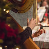 "A harpist performs with the Fairbanks Symphony during its annual holiday concert in the Davis Concert Hall.  <div class=""ss-paypal-button"">Filename: LIF-12-3669-92.jpg</div><div class=""ss-paypal-button-end"" style=""""></div>"