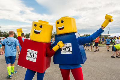 Participants in the 2016 Midnight Sun Run dress up in costume for the popular event near the summer solstice.  Filename: LIF-16-4918-78.jpg