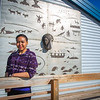 """Meranda Okoomealingok, a Native of Savonga on St. Lawrence Island, is studying to be a registered nurse at UAF's Northwest Campus in Nome.  <div class=""""ss-paypal-button"""">Filename: LIF-16-4865-348.jpg</div><div class=""""ss-paypal-button-end""""></div>"""