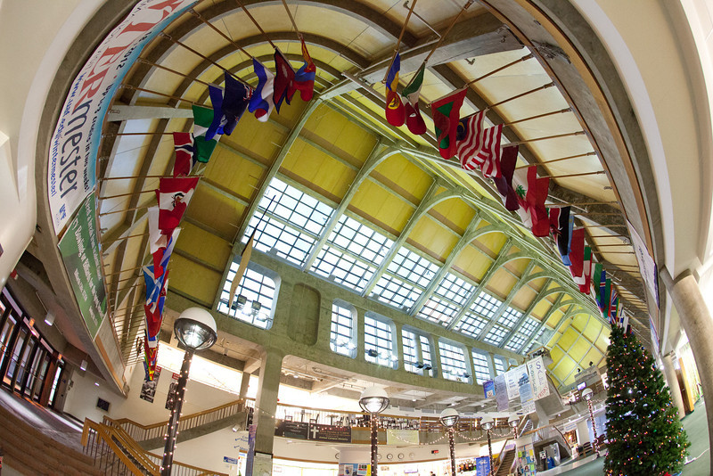 "Flags in Wood Center represent the countries of international students attending UAF.  <div class=""ss-paypal-button"">Filename: LIF-11-3244-28.jpg</div><div class=""ss-paypal-button-end"" style=""""></div>"