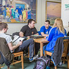 "Mechanical engineering students discuss a group project in the Rasmuson Library on the Fairbanks campus.  <div class=""ss-paypal-button"">Filename: LIF-14-4045-215.jpg</div><div class=""ss-paypal-button-end"" style=""""></div>"