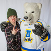 "Future UAF students pose with the Nanook mascot during InsideOut.  <div class=""ss-paypal-button"">Filename: LIF-12-3334-135.jpg</div><div class=""ss-paypal-button-end"" style=""""></div>"