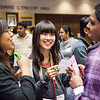 "Miku Furuzono of Japan meets other international students during an icebreaker activity engaging students to meet others at the International Welcome Mixer Wednesday, July 29, 2012 at the UAF Great Hall, Fine Arts Complex.  <div class=""ss-paypal-button"">Filename: LIF-12-3524-7.jpg</div><div class=""ss-paypal-button-end"" style=""""></div>"