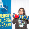 """Prospective students take a portrait during the summer 2016 Inside Out event hosted by the UAF's Office of Admissions and the Registrar.  <div class=""""ss-paypal-button"""">Filename: LIF-16-4926-11.jpg</div><div class=""""ss-paypal-button-end""""></div>"""