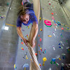 "Graduate student Stephany Jeffers practices her silk climbing skills in the SRC.  <div class=""ss-paypal-button"">Filename: LIF-13-3819-166.jpg</div><div class=""ss-paypal-button-end"" style=""""></div>"