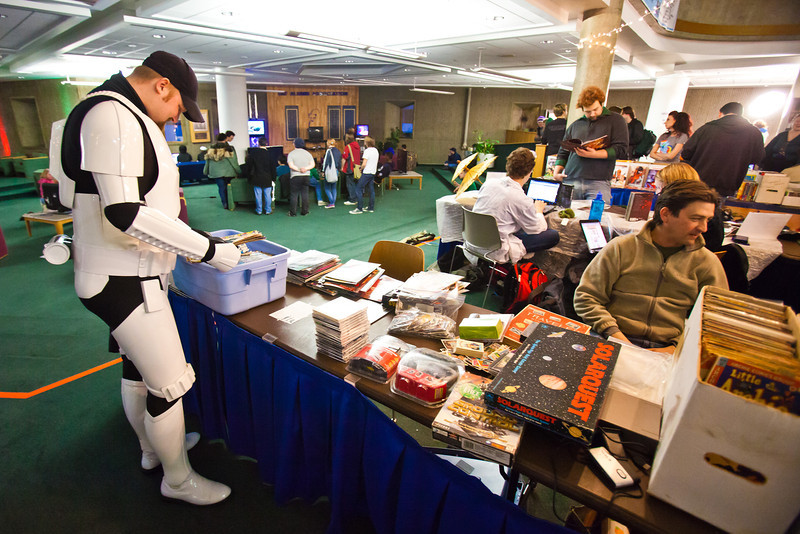 """PopCon has become a popular weekend event in UAF's Wood Center.  <div class=""""ss-paypal-button"""">Filename: LIF-11-3218-101.jpg</div><div class=""""ss-paypal-button-end"""" style=""""""""></div>"""