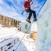 "Engineering major Ryan Kudo enjoys a late season climb up the UAF ice wall on April 4.  <div class=""ss-paypal-button"">Filename: LIF-14-4132-131.jpg</div><div class=""ss-paypal-button-end"" style=""""></div>"