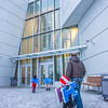 "A parent leads his children into the Halloween party at the University of Alaska Museum of the North.  <div class=""ss-paypal-button"">Filename: LIF-13-3988-2.jpg</div><div class=""ss-paypal-button-end"" style=""""></div>"