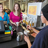 "UAF students Megan Gilmore (left) and Ashley Bartolowits (right) order warm drinks from the snack stand in 24 hour study area of the Rasmuson Library.  <div class=""ss-paypal-button"">Filename: LIF-11-3212-024.jpg</div><div class=""ss-paypal-button-end"" style=""""></div>"
