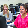"""Staff members are on hand to help with registration during the UAF Community and Technical College's (CTC) fall semester round up.  <div class=""""ss-paypal-button"""">Filename: LIF-15-4619-44.jpg</div><div class=""""ss-paypal-button-end""""></div>"""