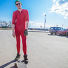 "Andrew Walsh skates around campus in his red onesie.  <div class=""ss-paypal-button"">Filename: LIF-12-3360-11.jpg</div><div class=""ss-paypal-button-end"" style=""""></div>"