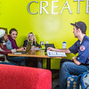 """Students mingle and study in the Nook computer lounge in the Bunnell Building on the Fairbanks campus.  <div class=""""ss-paypal-button"""">Filename: LIF-13-3987-35.jpg</div><div class=""""ss-paypal-button-end"""" style=""""""""></div>"""
