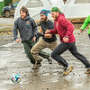 "It's staff members versus student researchers from Lab 1 during a wet and muddy soccer match on a summer night at UAF's Institute of Arctic Biology's Toolik Field Station on Alaska's North Slope.  <div class=""ss-paypal-button"">Filename: LIF-14-4216-137.jpg</div><div class=""ss-paypal-button-end""></div>"