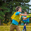 """Mechanical engineering major Adam McCombs makes a tough catch during a bout of utlimate frisbee in the field near the University of Alaska's Museum of the North on a fall afternoon.  <div class=""""ss-paypal-button"""">Filename: LIF-12-3557-124.jpg</div><div class=""""ss-paypal-button-end"""" style=""""""""></div>"""