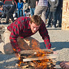 "Engineering student Joe Hunner participated in the 2011 Farthest North Forest Sports Festival hosted by the UAF School of Natural Resources & Agricultural Sciences.  <div class=""ss-paypal-button"">Filename: LIF-11-3185-209.jpg</div><div class=""ss-paypal-button-end"" style=""""></div>"