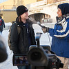 "Ashley Strange interviews David Hogan, left, on his winter advice for new students attending Fairbanks Wednesday, Nov. 7, 2012.  <div class=""ss-paypal-button"">Filename: LIF-12-3630-6.jpg</div><div class=""ss-paypal-button-end"" style=""""></div>"