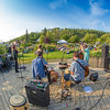 """The local Fairbanks band Zingaro Roots performed before an appreciative audience during one of the Concert in the Garden events sponsored by UAF Summer Sessions.  <div class=""""ss-paypal-button"""">Filename: LIF-12-3489-047.jpg</div><div class=""""ss-paypal-button-end"""" style=""""""""></div>"""