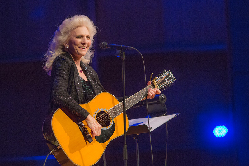 """Legendary American folk singer Judy Collins performed in UAF's Davis Concert Hall in May 2013.  <div class=""""ss-paypal-button"""">Filename: LIF-13-3816-71.jpg</div><div class=""""ss-paypal-button-end"""" style=""""""""></div>"""