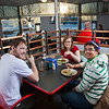 """Students enjoy their lunch break in the Lola Tilly Commons.  <div class=""""ss-paypal-button"""">Filename: LIF-11-3220-138.jpg</div><div class=""""ss-paypal-button-end"""" style=""""""""></div>"""