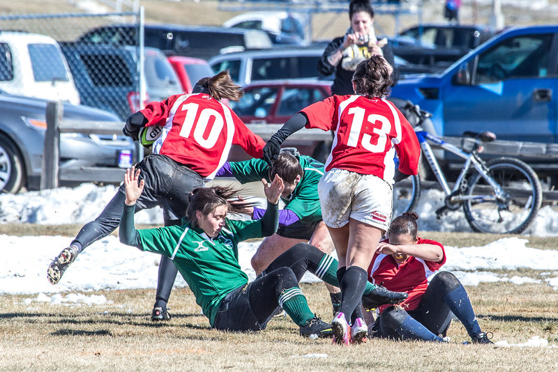 """A women's rugby game was part of the attractions during SpringFest 2013.  <div class=""""ss-paypal-button"""">Filename: LIF-13-3806-79.jpg</div><div class=""""ss-paypal-button-end"""" style=""""""""></div>"""