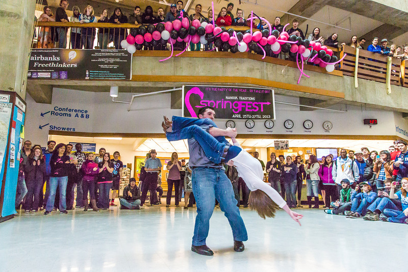 """Dancers perform in Wood Center as part of SpringFest 2013.  <div class=""""ss-paypal-button"""">Filename: LIF-13-3798-159.jpg</div><div class=""""ss-paypal-button-end"""" style=""""""""></div>"""