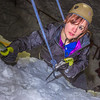 "A climber approaches the top of the tower during the ice climbing competition, offered as part of the 2014 UAF Winter Carnival.  <div class=""ss-paypal-button"">Filename: LIF-14-4084-138.jpg</div><div class=""ss-paypal-button-end"" style=""""></div>"