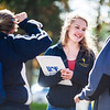 "Kristen Whelchel speaks to new students on campus before classes start for the 2012 fall semester August 28, 2012.  <div class=""ss-paypal-button"">Filename: LIF-12-3518-9.jpg</div><div class=""ss-paypal-button-end"" style=""""></div>"
