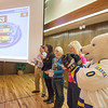 "University admissions and registrar staff members team up to compete during a friendly match of Family Feud during UAF's InsideOut event in the Wood Center ballroom.  <div class=""ss-paypal-button"">Filename: LIF-12-3334-090.jpg</div><div class=""ss-paypal-button-end"" style=""""></div>"