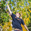 "Engineering major Philip White takes time between classes to play with a frisbee on a beautiful September afternoon on the Fairbanks campus.  <div class=""ss-paypal-button"">Filename: LIF-13-3934-57.jpg</div><div class=""ss-paypal-button-end"" style=""""></div>"