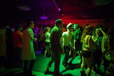 UAF ResLife hosts their annual Halloween dance at the HesRec Center.  Filename: LIF-14-4367-50.jpg